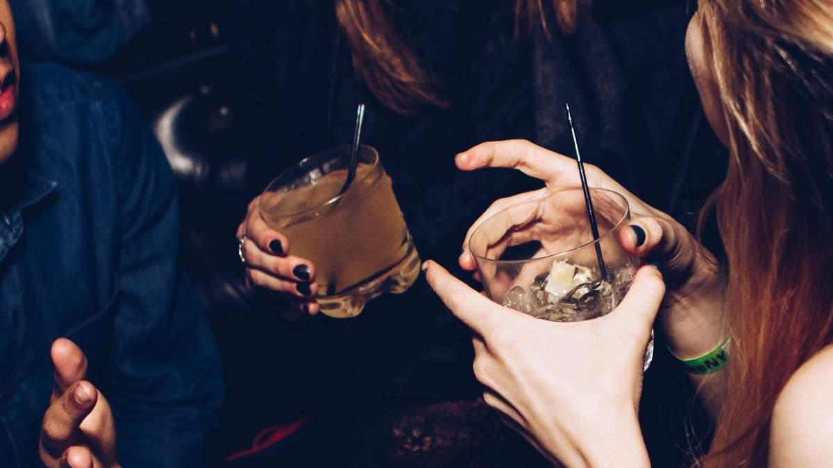 Алкоголь негативно впливає на формування кісток