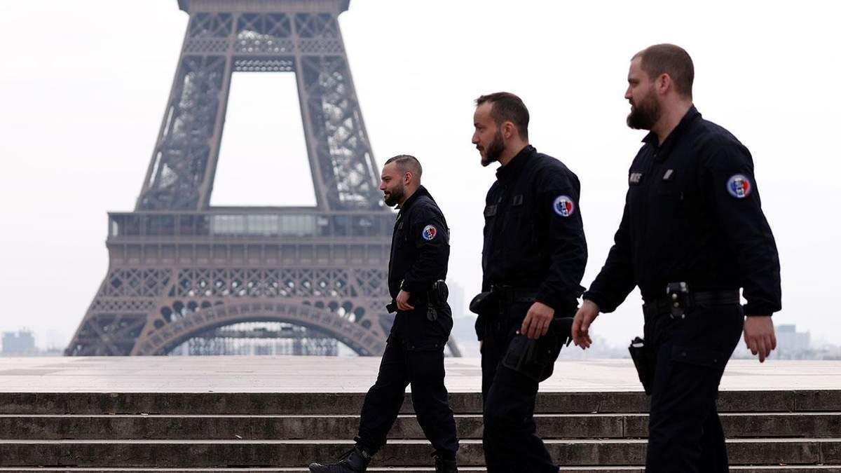 Во Франции уменьшили срок самоизоляции при более 9000 новых больных COVID-19 ежедневно
