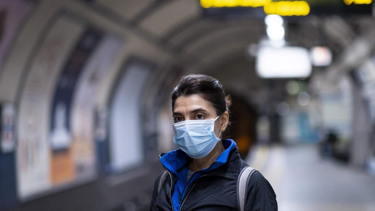 В Украине подтвердили коронавирус у 3 103 человек, 72 умерли за сутки: статистика