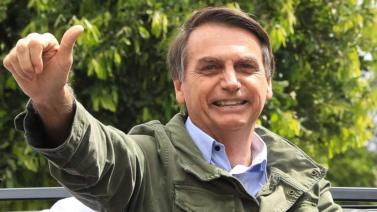 Бразилия практически победила коронавирус, - президент - 24 канал
