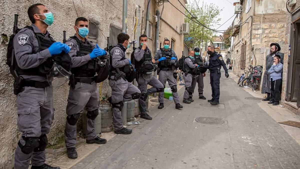 Запрет отходить от дома более чем на 500 метров: Израиль возвращается к жесткому карантину