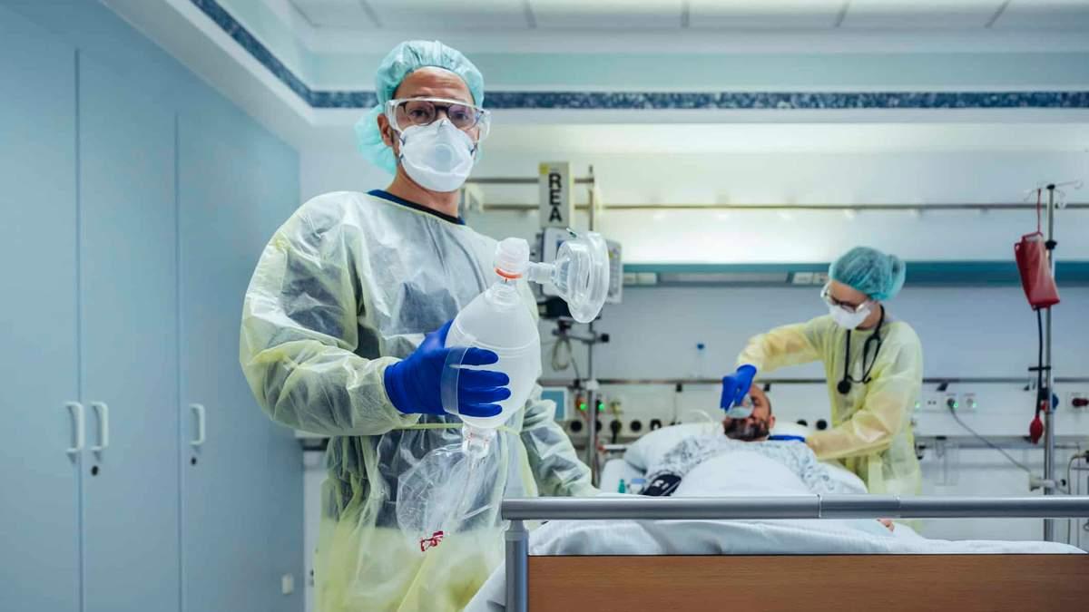 Смертність від коронавірусу зросте