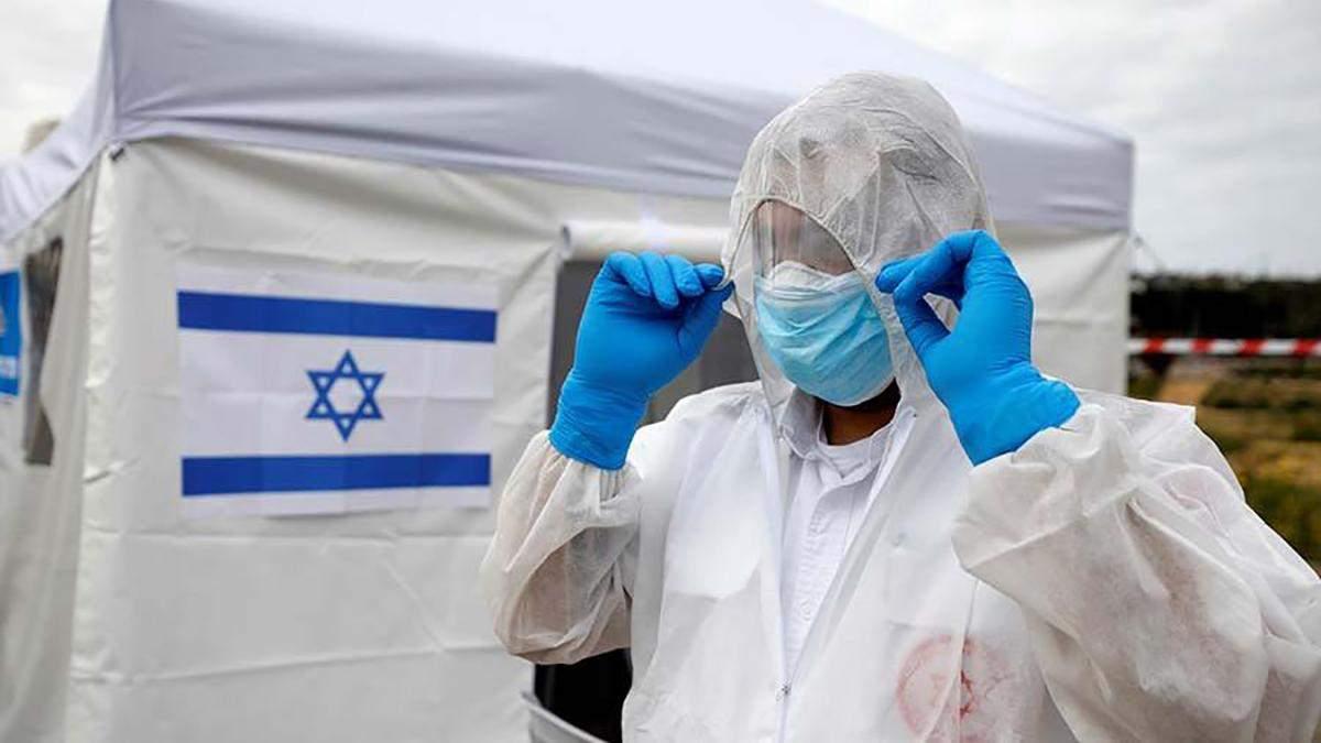 4 тысячи больных за сутки: врач из Израиля рассказал об ухудшении ситуации с COVID-19