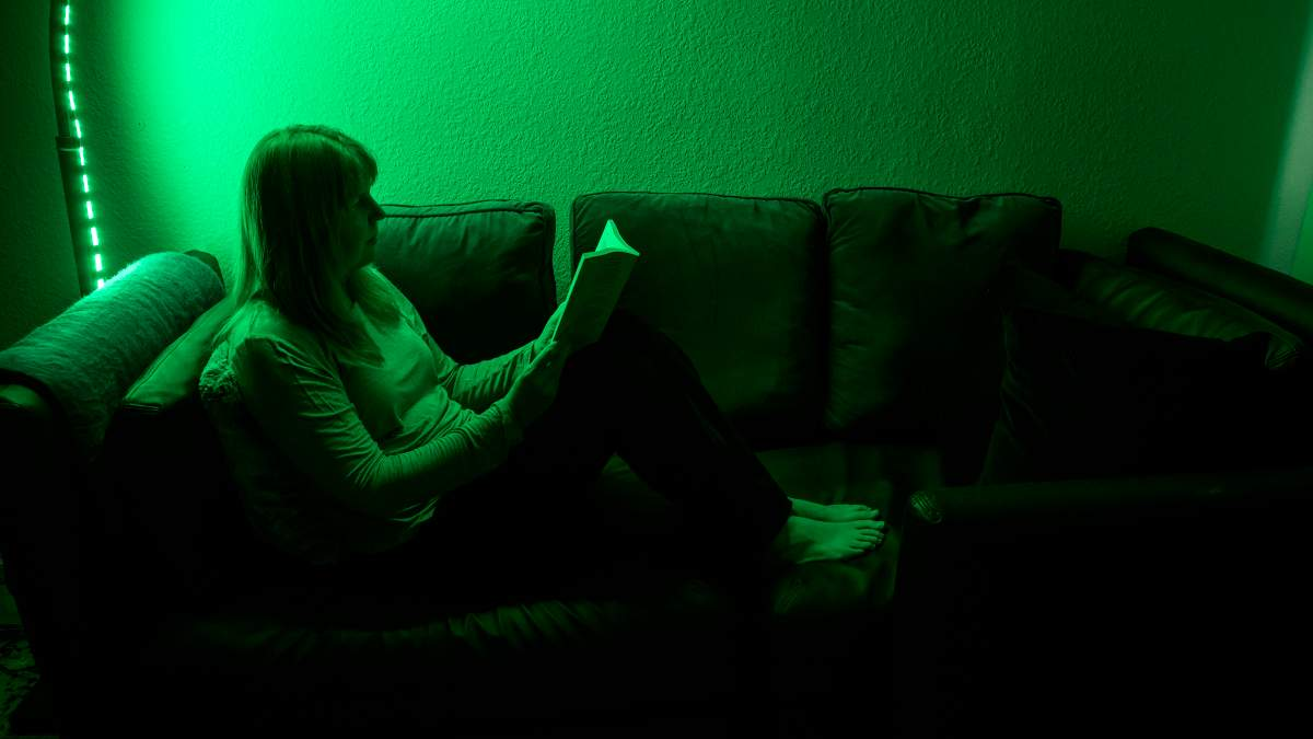 Зелене світло стало ключем лікування мігрені