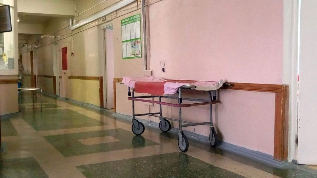 Українські лікарні недофінансують