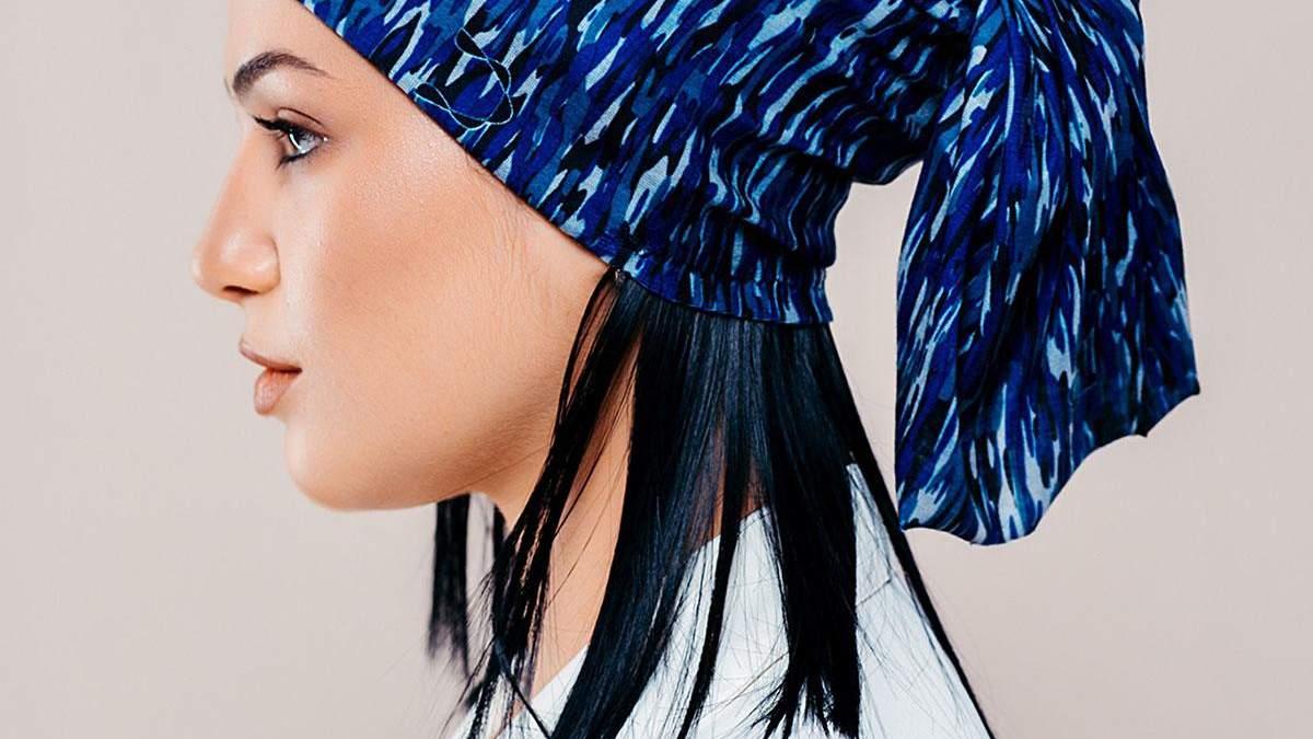 Украинка придумала альтернативу парику для онкобольных: фото и видео