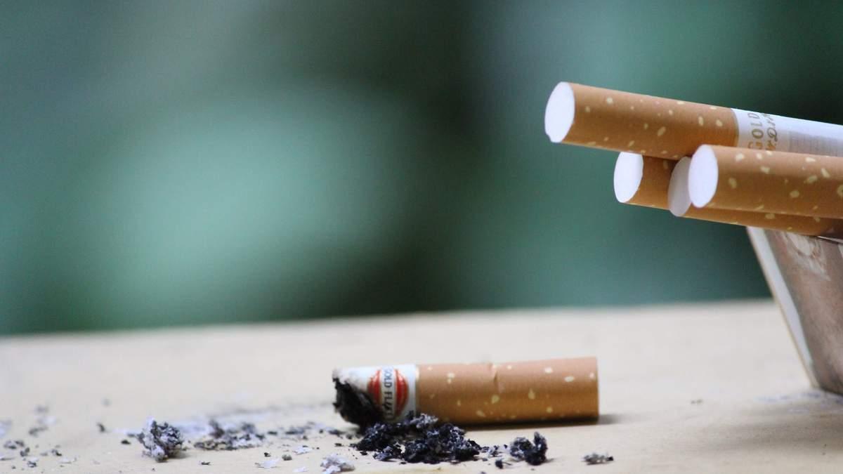 Нікотин міститься не тільки в тютюні