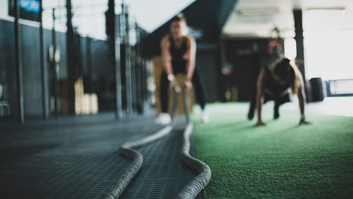 Ожирение и спорт