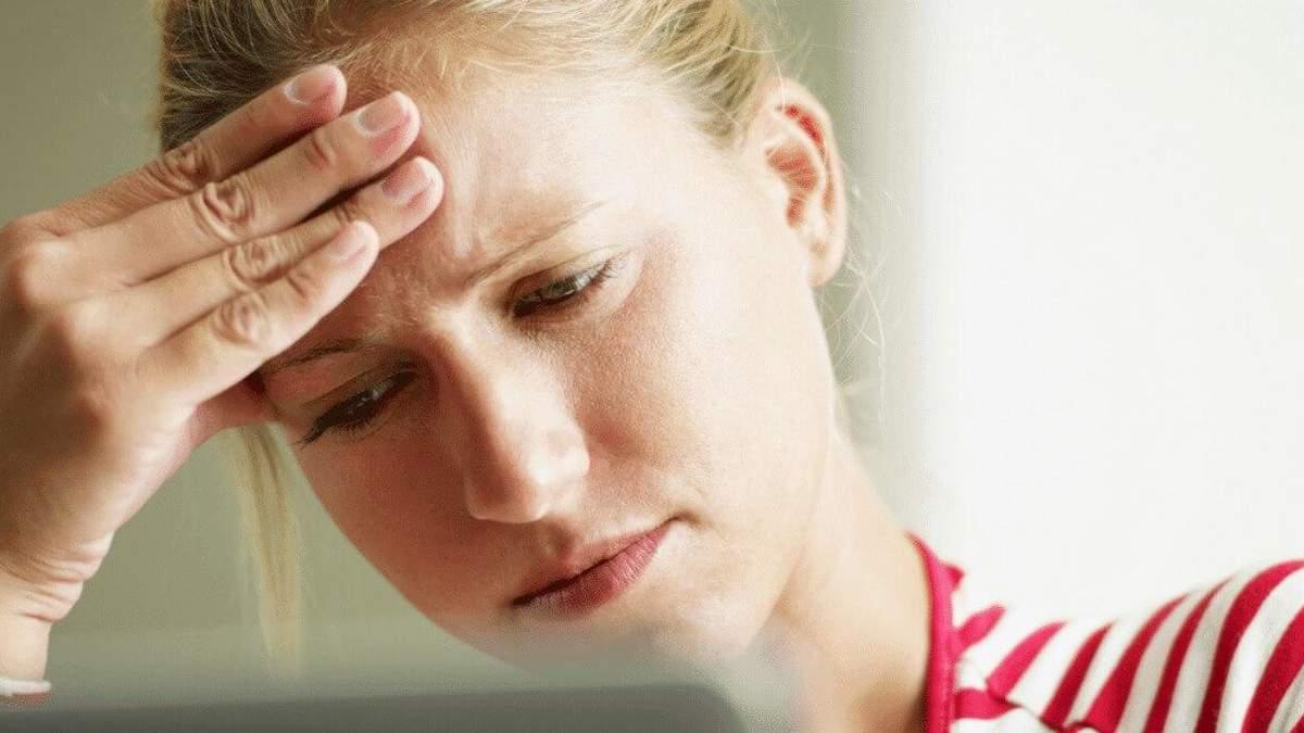 Причина мигрени