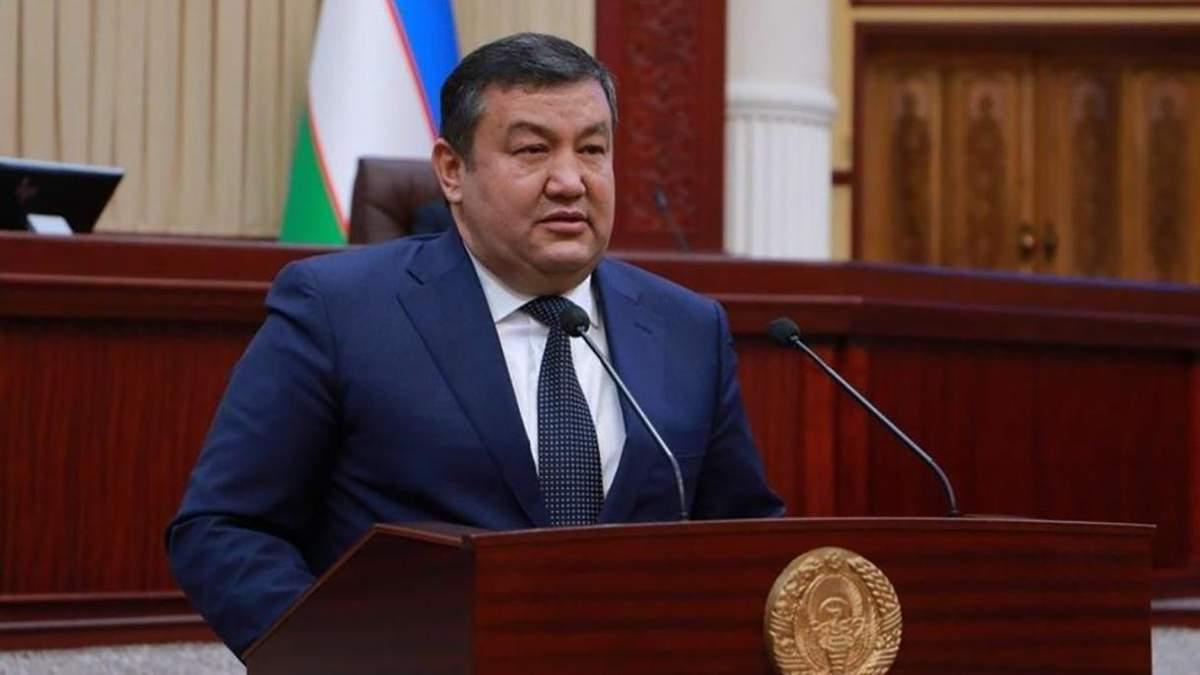 Віце-прем'єр Узбекистану Уктам Барноєв помер від коронавірусу