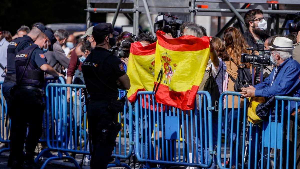 У Мадриді влада посилює карантин і просить допомоги армії
