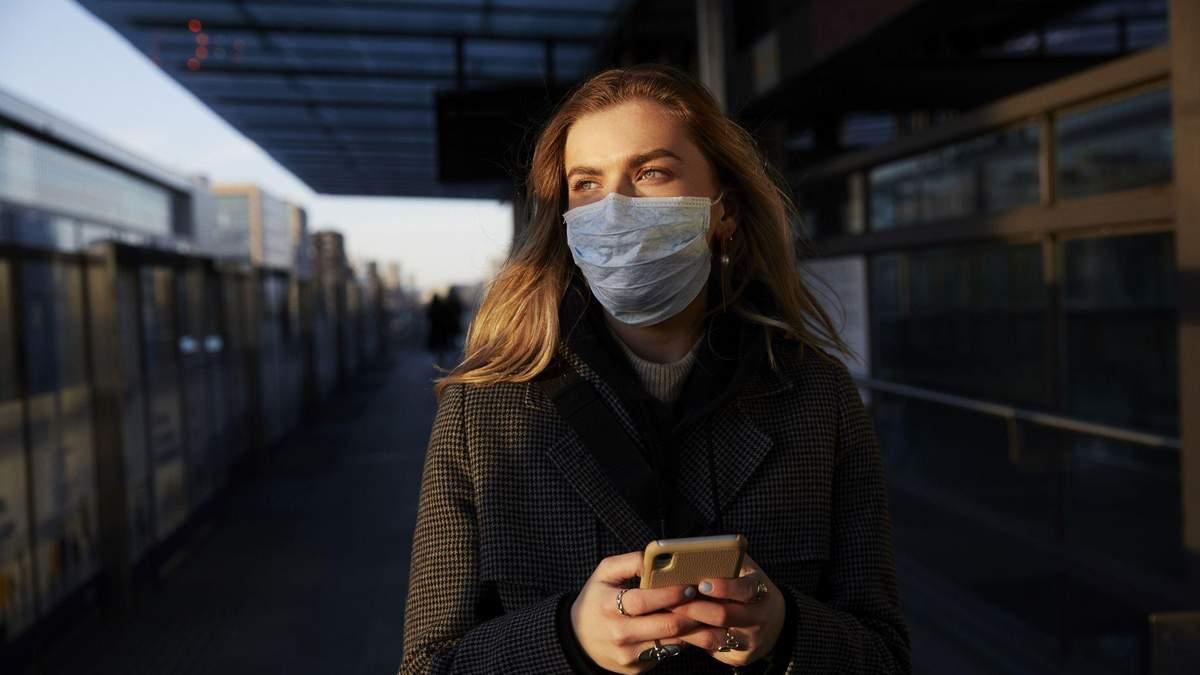 Долго люди должны будут носить маски