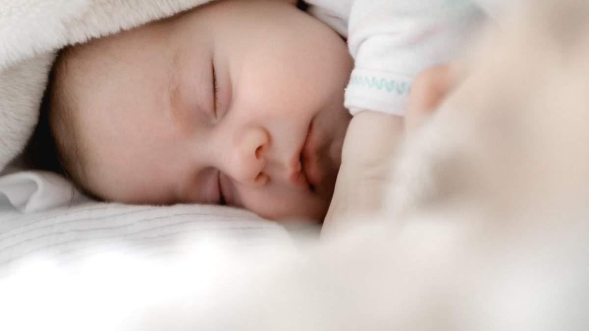 Cиндром раптової смерті у немовлят: як зменшити ризик