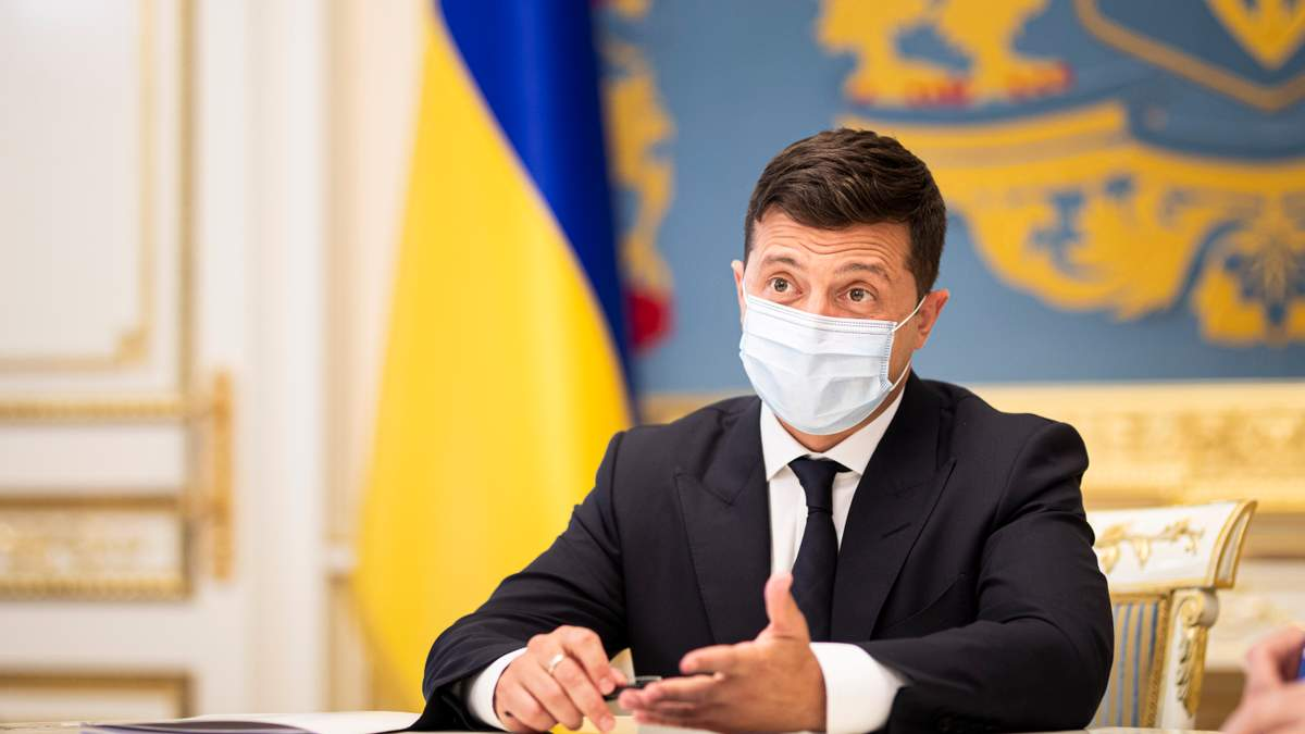 Зеленский заявил о второй волне COVID-19 в Украине