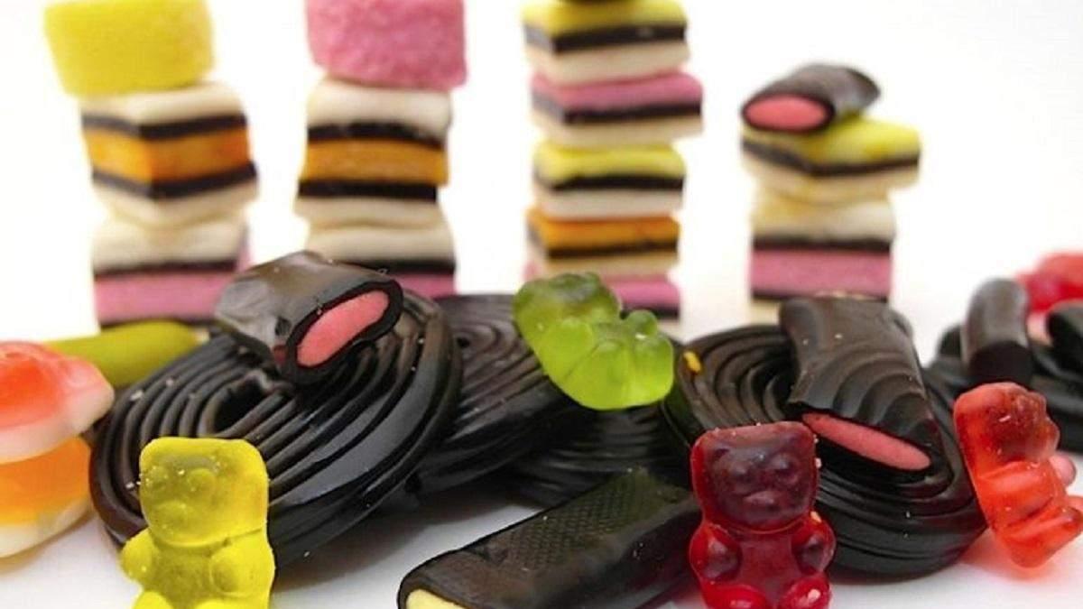 Смерть из-за лакричных конфет