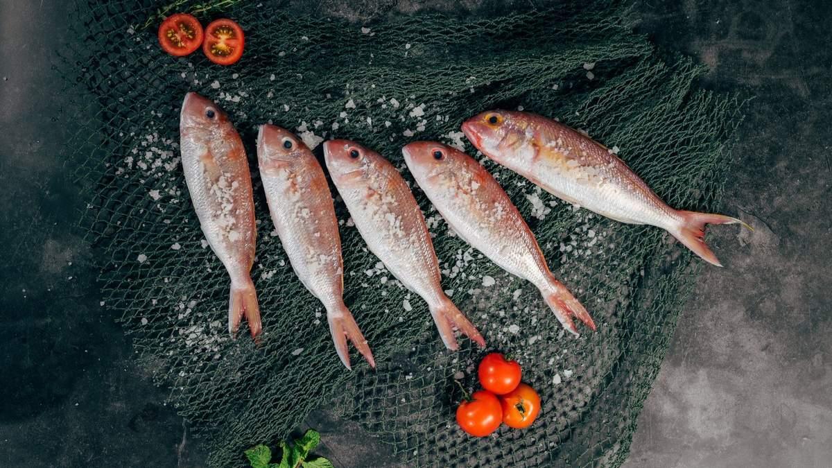 Риба покращує пам'ять та розумові здібності