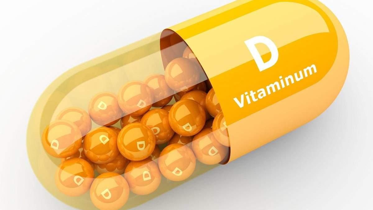 Вітамін D та коронавірус