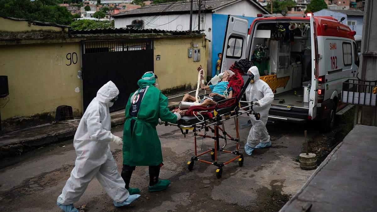Бразилія показала, чому ціна колективного імунітету до COVID-19 занадто висока