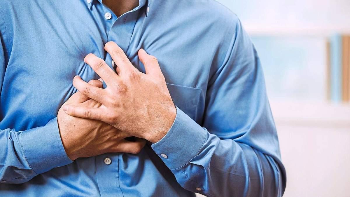 Інфаркт під час сексу