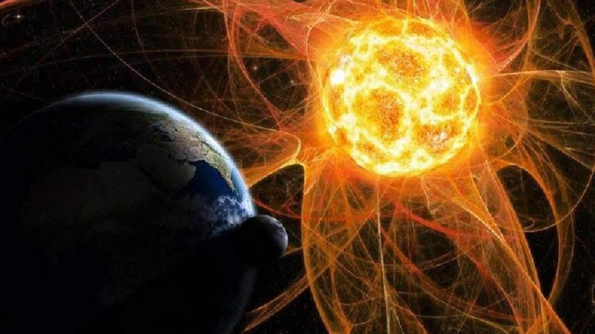 Магнитные бури в октябре 2020 Украина – даты магнитных бурь
