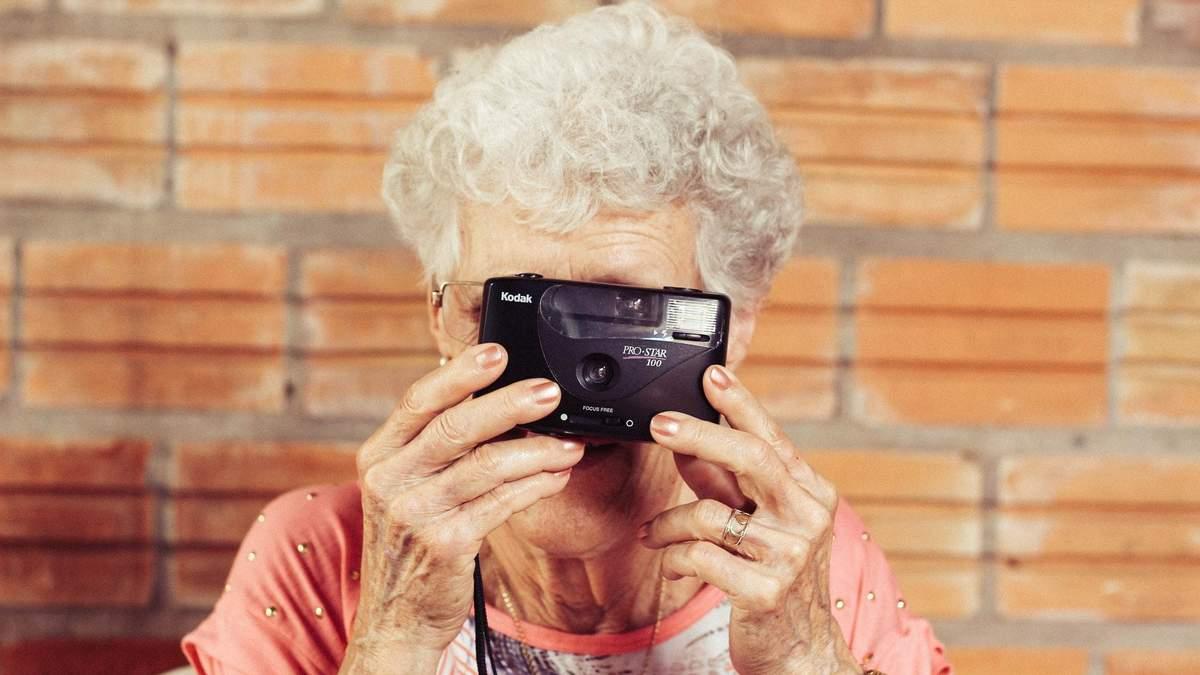 Физическая активность для пожилых
