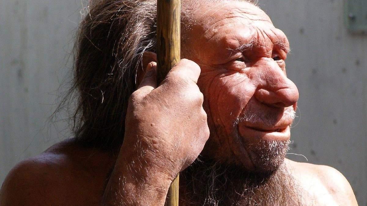 Гени неандертальця ускладнюють перебіг коронавірусу