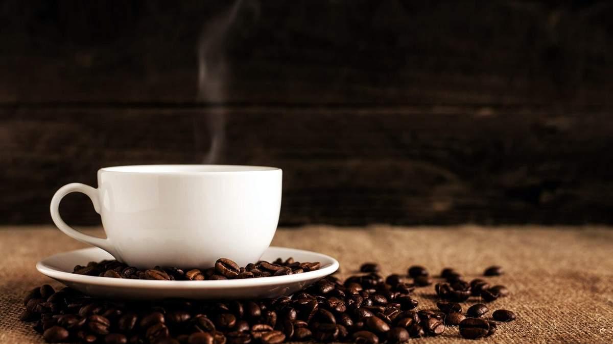 Шкода кави до сніданку