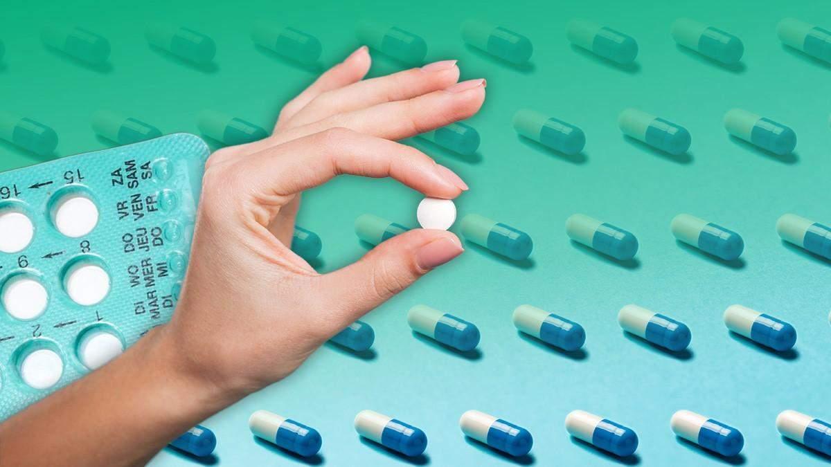 Гормональні контрацептиви – протипоказання, плюси КОК