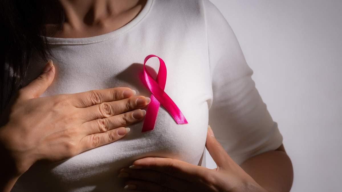 Рак грудей у жінок і чоловіків – перші симптоми, діагностика