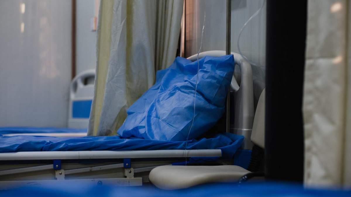 В четырех областях почти полностью заполнены больницы