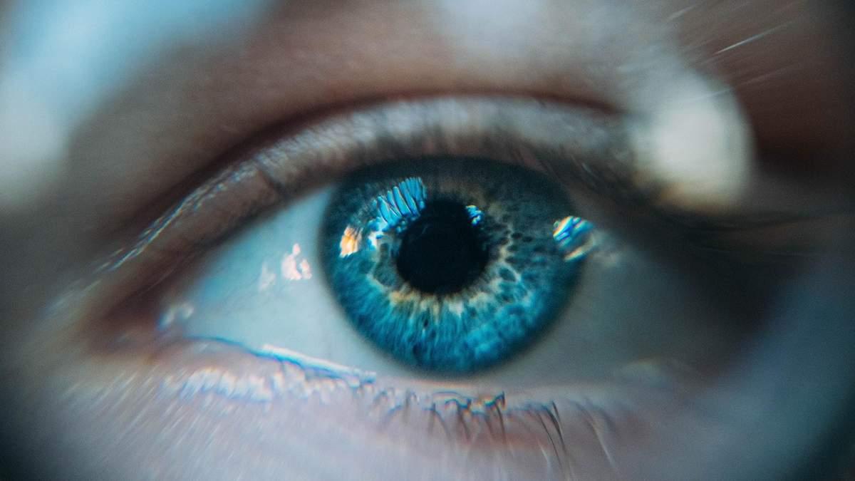 Коронавірус в очах