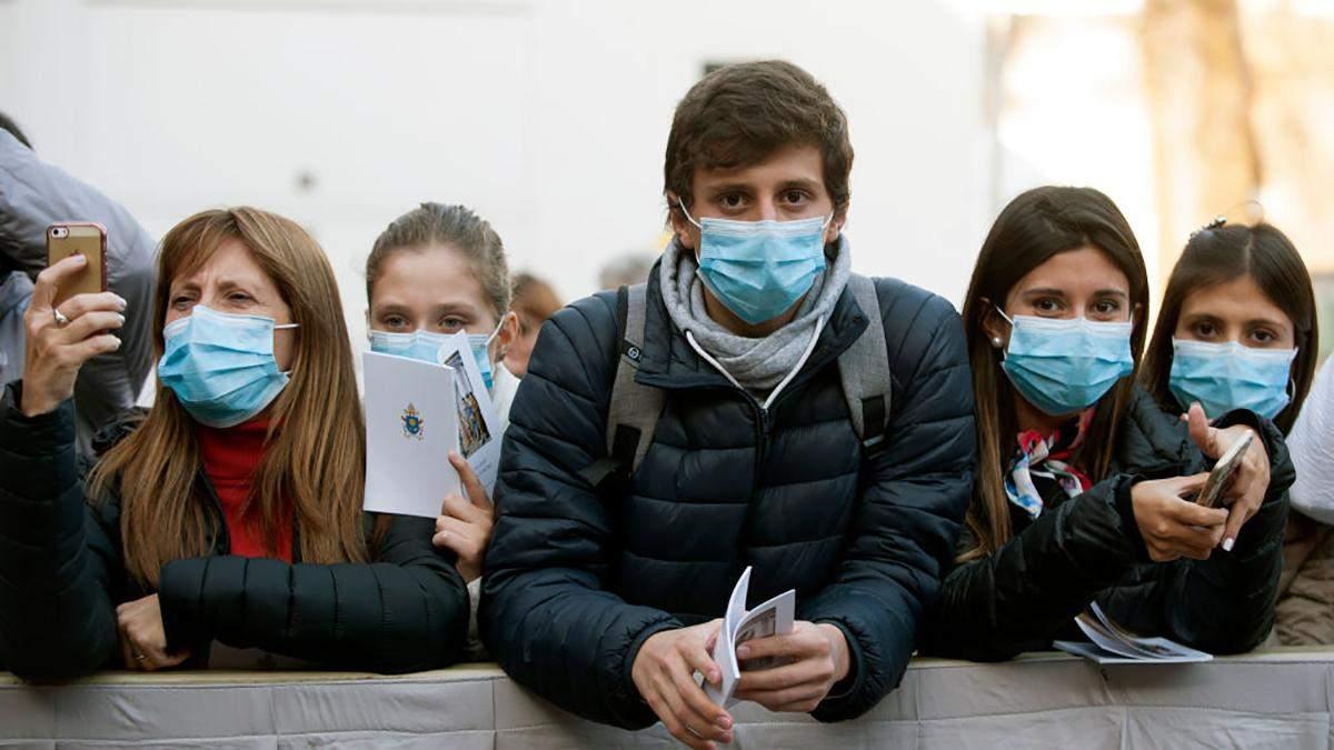 В Европе фиксируют рекордный прирост больных COVID-19