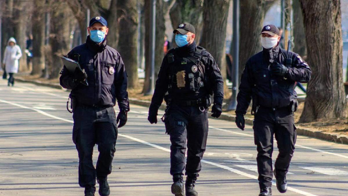 Коронавірус у МВС: за 2 доби захворіли понад 300 правоохоронців