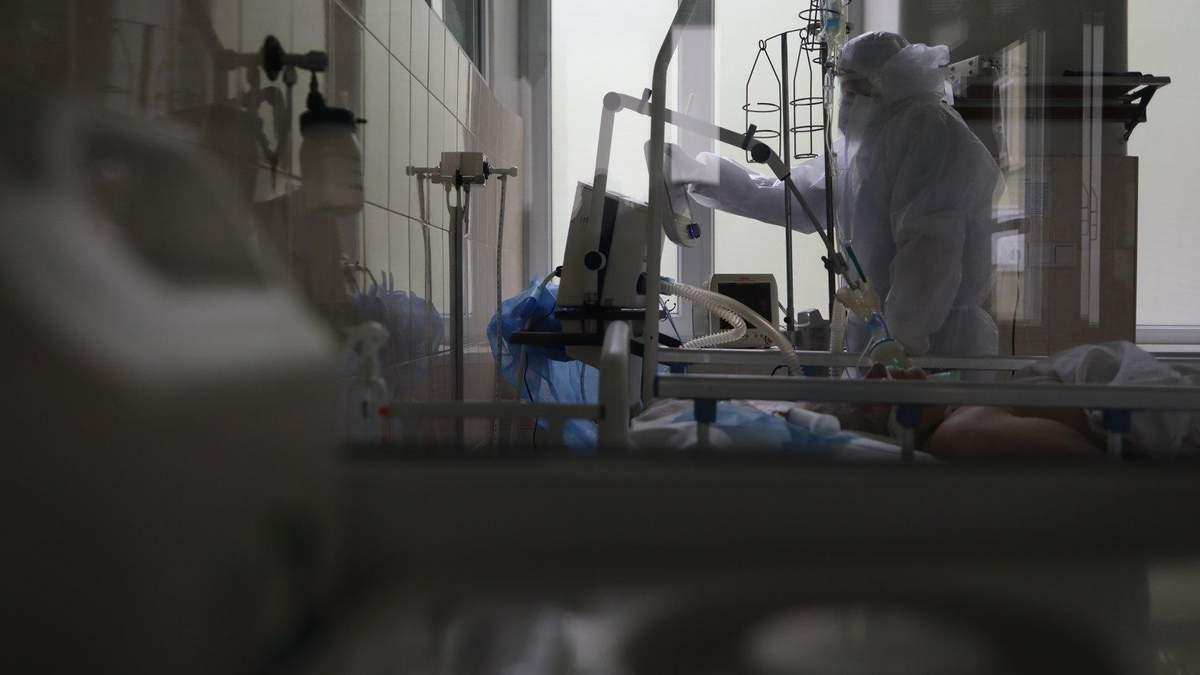 В Харківській області пацієнтам не вистачає місць в лікарнях
