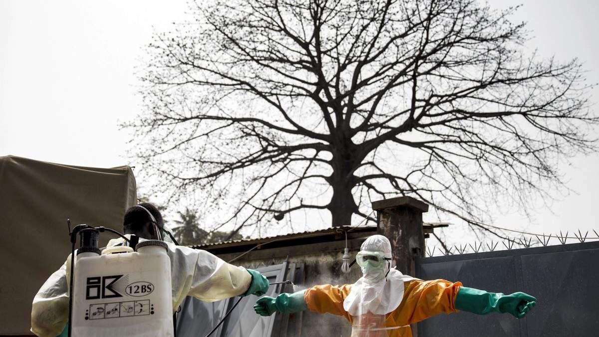Преперат для лікування Еболи
