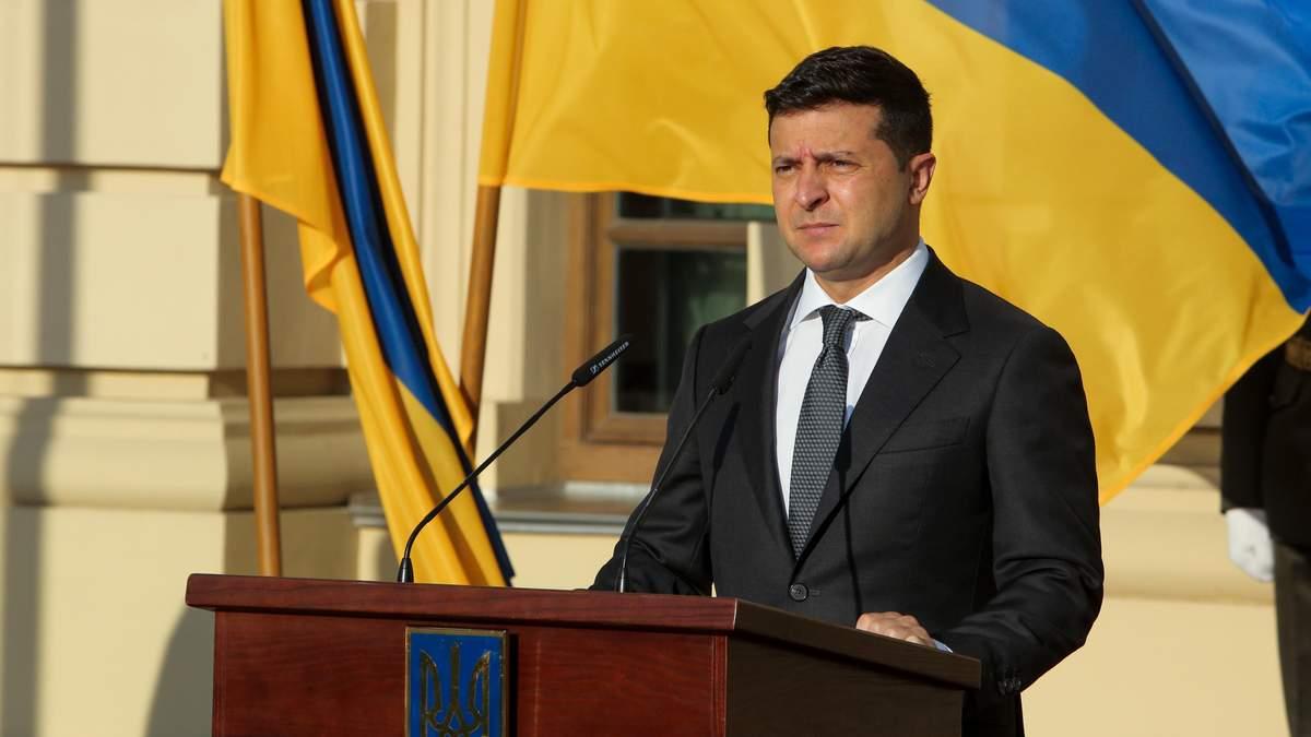 Зеленський заявив, що в Україні можуть ввести локдаун при 15 000 хворих на добу