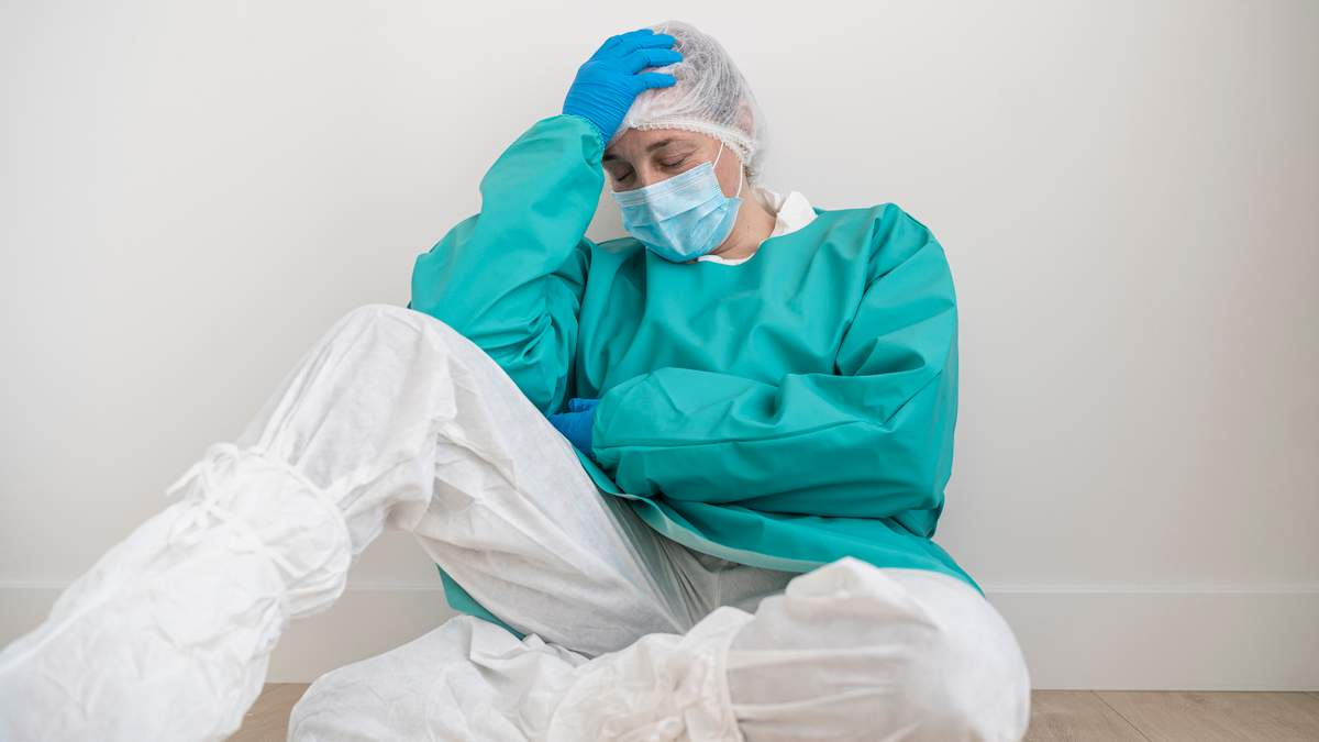 За тиждень смертність через COVID-19 в Європі зросла на 40%, – ВООЗ