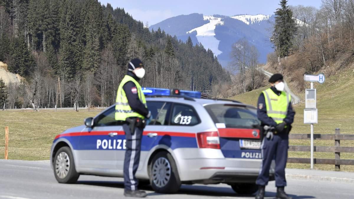 Австрія йде на жорсткий локдаун, але компенсовує бізнесу 80% прибутку