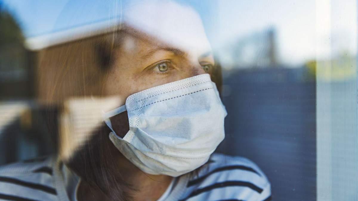 Коронавирус в Украине: статистика больных