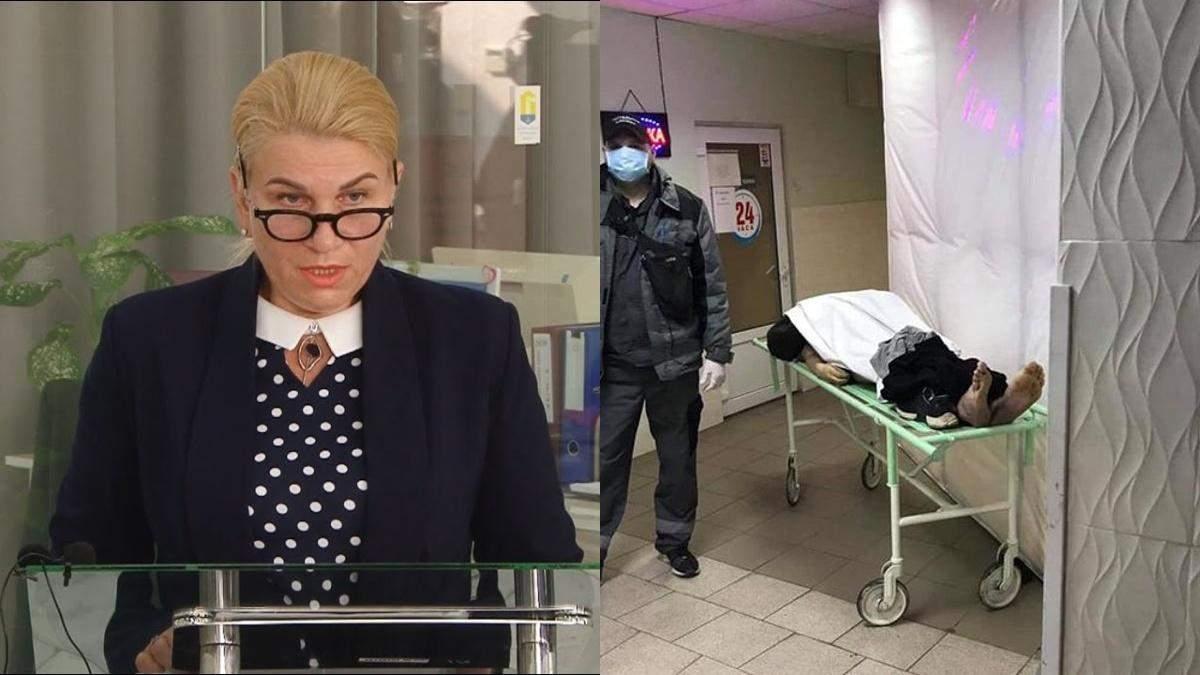 В Одесской ОГА отреагировали на коллапс с умершими в больнице №5