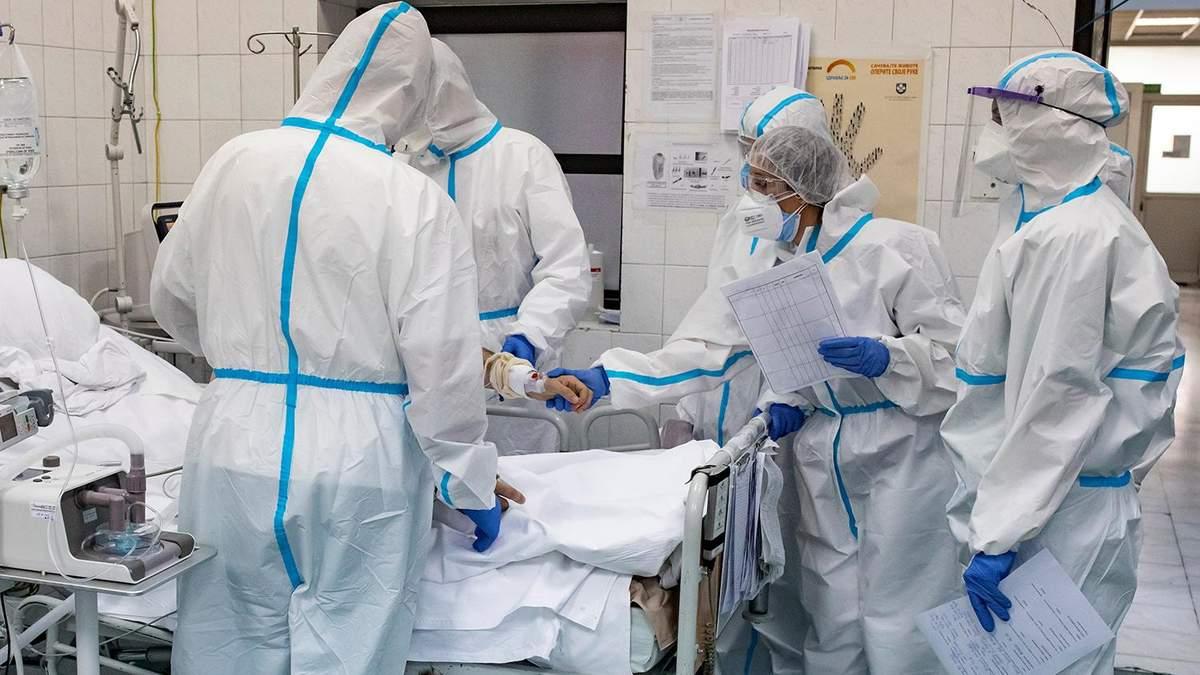 Як в Україні лікують COVID-19: інтерв'ю з пульмонологом, яка з перших днів бореться з пандемією
