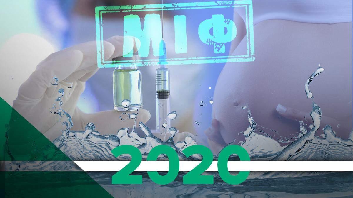 Міфи про здоров'я 2020 року – спростування міфів