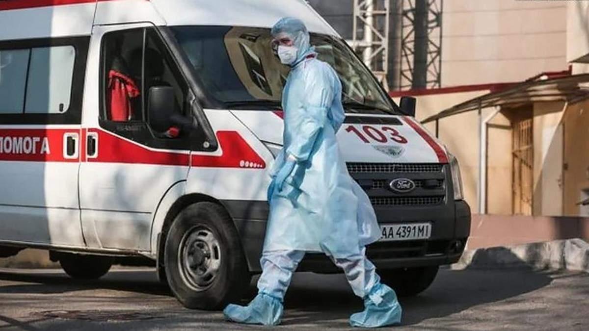 Количество больных COVID в Киеве достигло максимума с начала пандемии