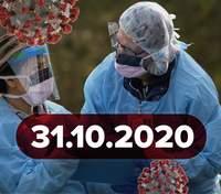 Новини про коронавірус 31 жовтня: відразу кілька країн заявили про рекордну захворюваність