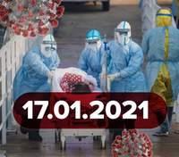 Новини про коронавірус 17 січня: побічні ефекти від вакцини, безкоштовний канабіс в США