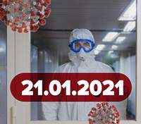 Новини про коронавірус 21 січня: ВООЗ про алергію на вакцину, коли вона буде в аптеках України
