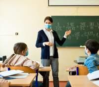 У школах відновилося очне навчання: у МОЗ розповіли, як учням не заразитися грипом та COVID-19