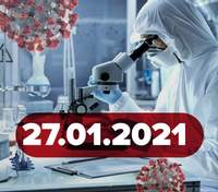 Новини про коронавірус 27 січня: план вакцинації в Україні, кому не варто робити щеплення