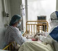 На Прикарпатті 10 COVID-лікарень завантажені на 100% та не можуть приймати пацієнтів