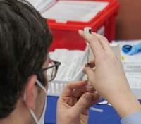 Вакцинація йде не за планом, – Степанов про кількість щеплень проти коронавірусу